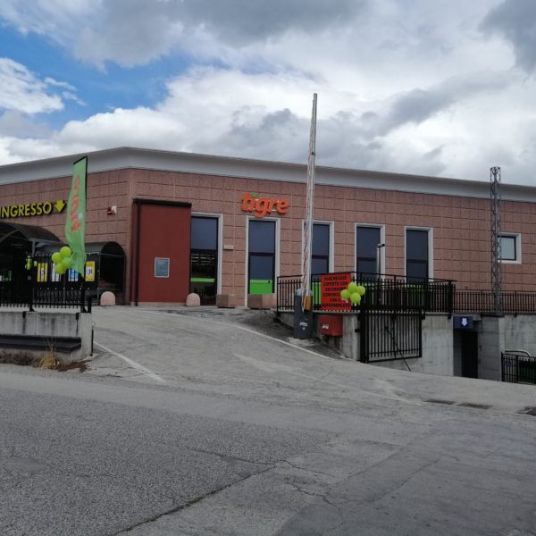 Supermercato zona Torretta (AQ)